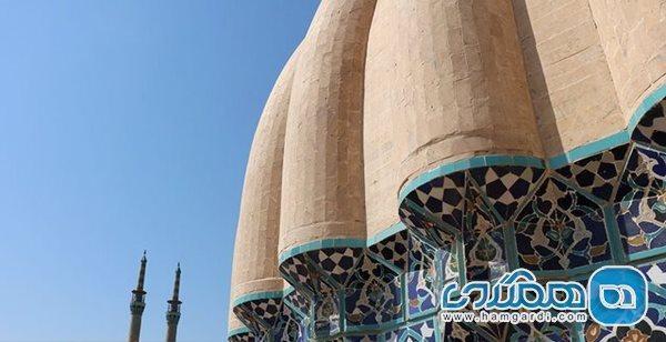 مشترکات معماری عامل تحکیم روابط محبت آمیز هرات با یزد است