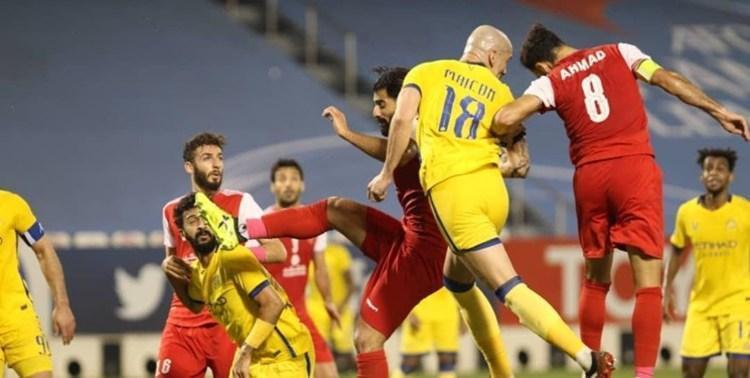 (عکس) پرسپولیس به شایعه تعویق فینال لیگ قهرمانان آسیا واکنش نشان داد