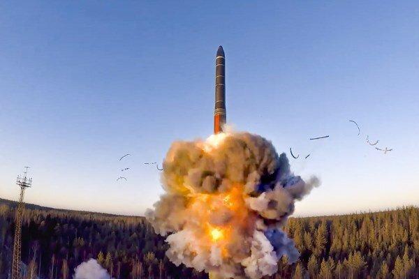 روسیه رزمایش نیرو&zwnjهای اتمی استراتژیک برگزار کرد