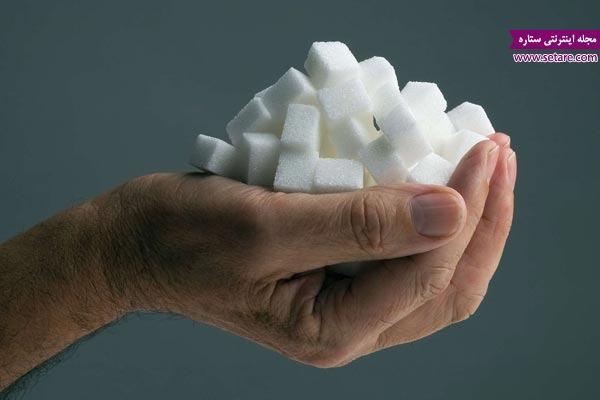 ترک مصرف قند و شکر صنعتی در غذاها و نوشیدنی ها