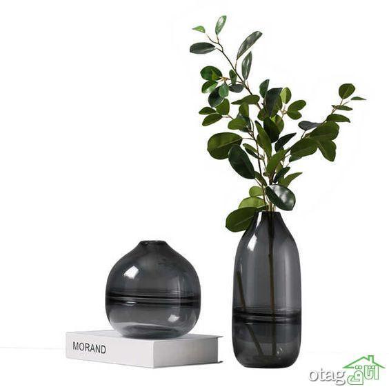 گلدان مدرن برای دکوراسیون خانه های امروزی