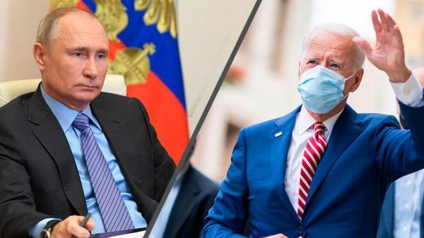 خبرنگاران پوتین و بایدن ملاقات می نمایند