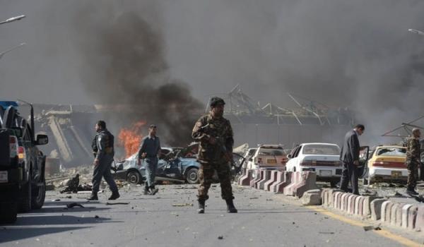 شمار کشته های انفجار تروریستی کابل به 55 نفر رسید